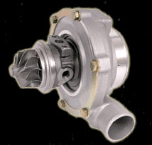 Garrett GT3076R Turbo wo/ Turbine Housing - GRT-TBO-109
