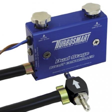 Turbosmart GBCV Dual Stage Boost Controller - Blue