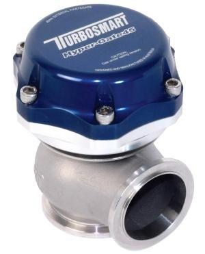 Turbosmart 45mm Hypergate Wastegate - 35psi Blue