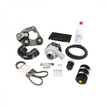 Kraftwerks D-Series Supercharger Race Kit - C30-94 - Black Series