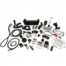 Kraftwerks 06-15 Miata NC 2.0 Supercharger Kit - BLACK Head Unit
