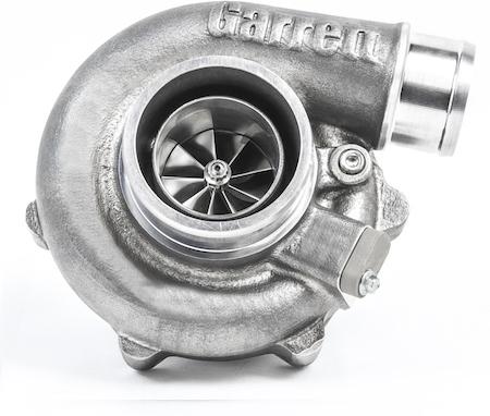 Garrett G25-550 & V-Band Turbine Hsg .92 A/R
