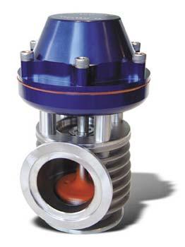 Turbosmart 60mm Power Gate Wastegate - 14psi Blue