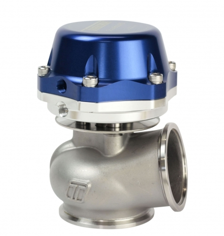 Turbosmart 50mm Pro-Gate Wastegate - 7psi Blue