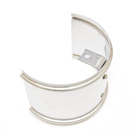 Garrett Turbo Heat Shield - Stainless