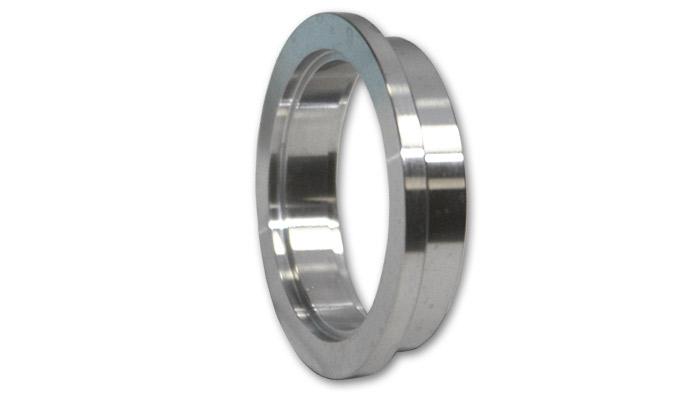 Vibrant V-Band Style Inlet Flange for Tial 44mm External Wastegate