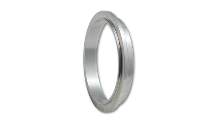 Vibrant T304 Stainless Steel V-Band Outlet Flange (13mm Thick)