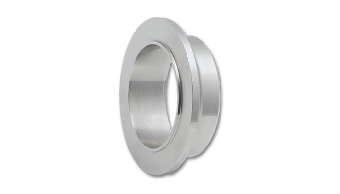 Vibrant 304 SS V-band Turbo Inlet Flange for PTE Medium Frame Turbo