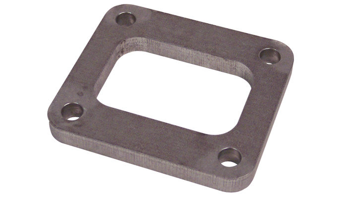 "Vibrant T4 Turbo Inlet Flange (1/2"" thick)"