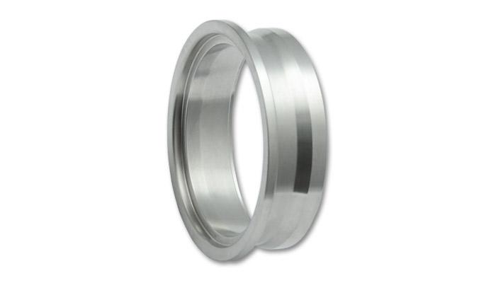 Vibrant Stainless Steel Borg Warner EFR Compressor Outlet Flange