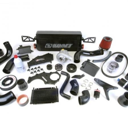 Kraftwerks 2011-2014 Mustang 5.0L COYOTE - Supercharger Kit W/ InTune