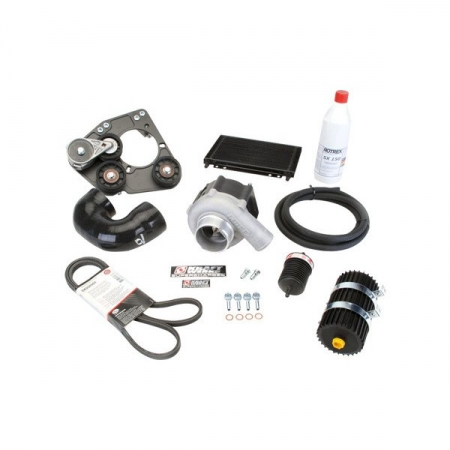 Kraftwerks B-Series Supercharger Race Kit - C38-91 or 92 - Black Series