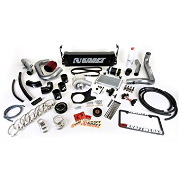 Kraftwerks 06-11 Civic R18 (Coupe) Supercharger Kit