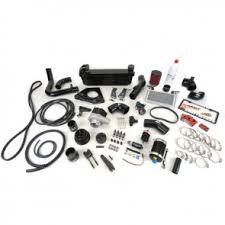Kraftwerks 06-15 Miata NC 2.0 Supercharger Kit - BLACK Head Unit