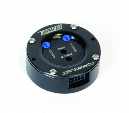 Turbosmart BOV controller kit (controller and hardware only - NO BOV) - Black