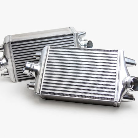Agency Power Intercooler Kit Porsche 991 Turbo | Turbo S