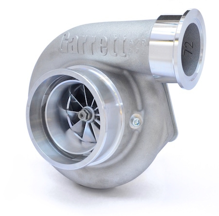 Garrett GTX3584RS GEN II - Vband Flanged Compressor Outlet
