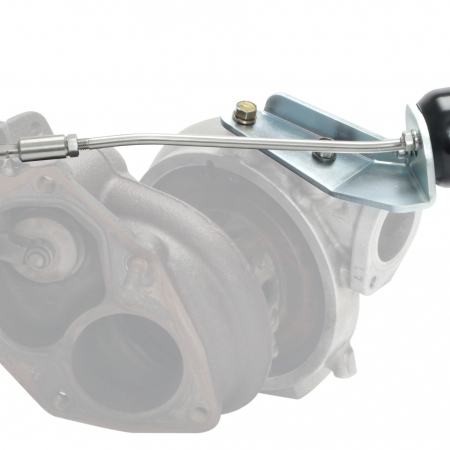 Turbosmart 75mm 10psi Internal Wastegate Actuator - Mitsubishi EVO 9 - Black
