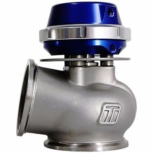 Turbosmart 50mm Pro-Gate Wastegate Lite - 14psi Blue