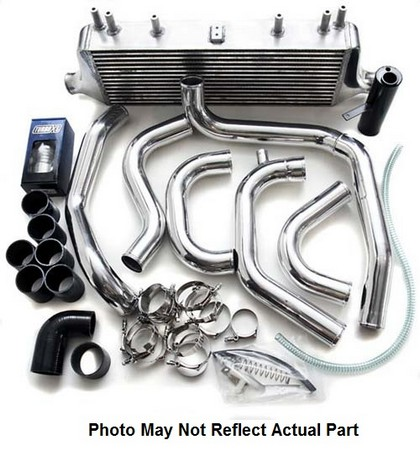 Turbo XS 2002-2007 Subaru WRX/Sti Rotated Mount Turbo Intercooler Pipe Kit