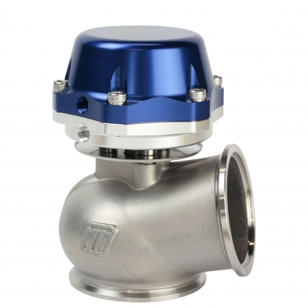 Turbosmart 40mm Compgate Wastegate - 7 PSI BLUE