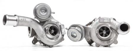 Garrett Twin Turbo Upgrade -2010+ Taurus SHO 3.5L Ecoboost