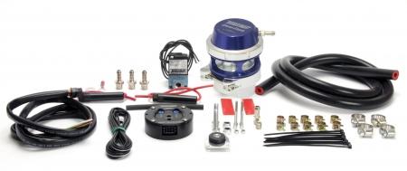 Turbosmart BOV Controller Kit (controller + custom Raceport) - Blue