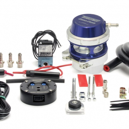 Turbosmart BOV Controller Kit (controller + custom Raceport) - Blue