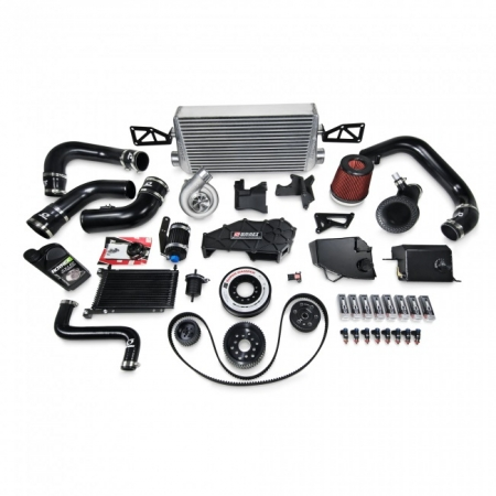 Kraftwerks 2012-2014 Jeep Wrangler V6 3.6l- Supercharger Kit W/ InTune