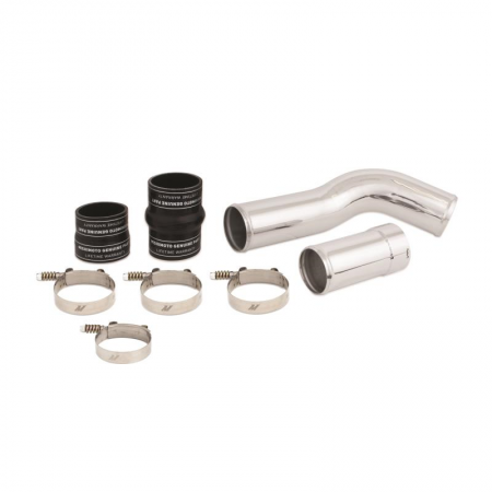 Mishimoto Ford 6.7L Powerstroke Hot-Side Intercooler Pipe and Boot Kit