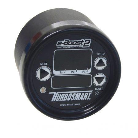 Turbosmart eB2 60mm e-Boost Gauge - Black