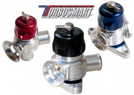Turbosmart Universal 38mm Dual Port BOV Kit - Blue