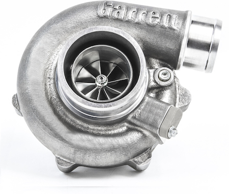 Garrett Reverse Rotation G25-550 & V-band Turbine Hsg .72 A/R