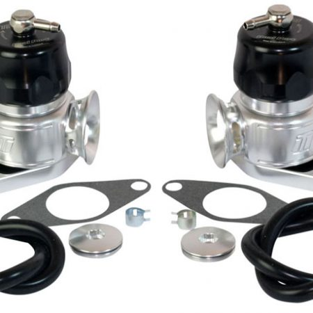 Turbosmart Dual Port (Small Port) BOV Kit - Nissan GT-R R35